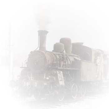Поезд-призрак...
